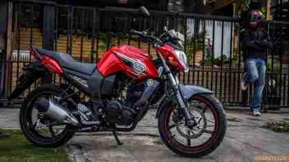 2013 Yamaha FZ-S