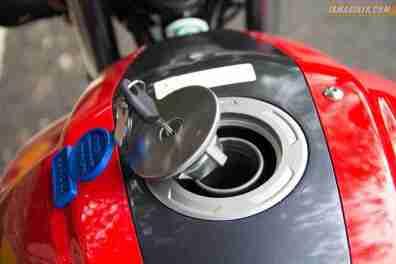 2013 Yamaha FZ-S tank