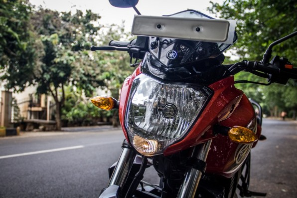 2013 Yamaha FZ-S headlight
