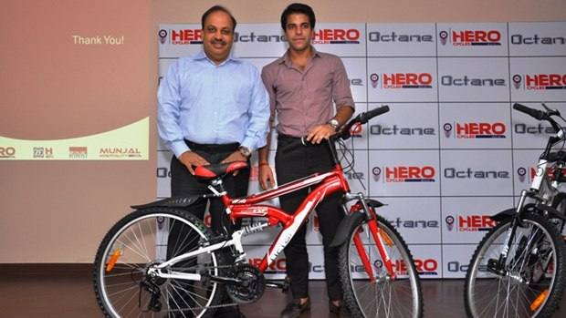 "Hero Cycles inaugurates ""All-Aluminium"" cycle plant"