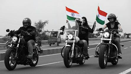 harley owners group india