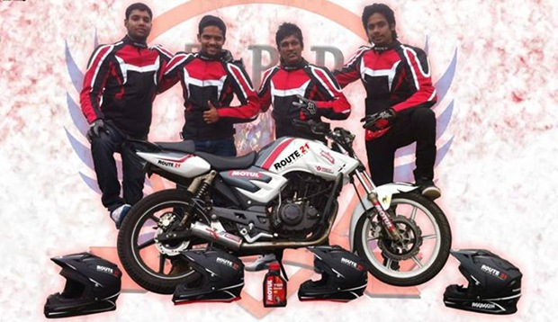 team balance point - stunt team bangalore