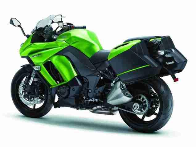 2014 Kawasaki Ninja 1000 ABS - 04