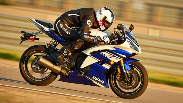 2014 Yamaha R6 announced