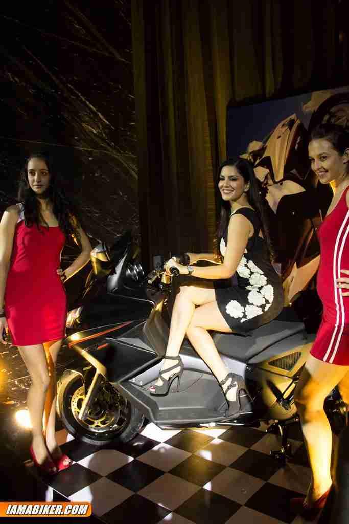 Aprilia Moto Guzzi Bangalore Launch - 1
