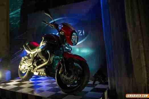 Aprilia Moto Guzzi Bangalore Launch - 13