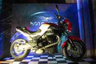 Aprilia Moto Guzzi Bangalore Launch - 14