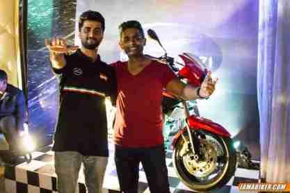 Aprilia Moto Guzzi Bangalore Launch - 15