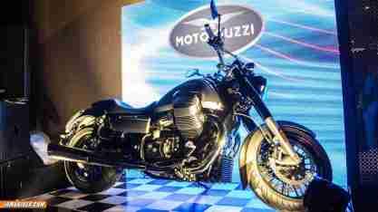 Aprilia Moto Guzzi Bangalore Launch - 3