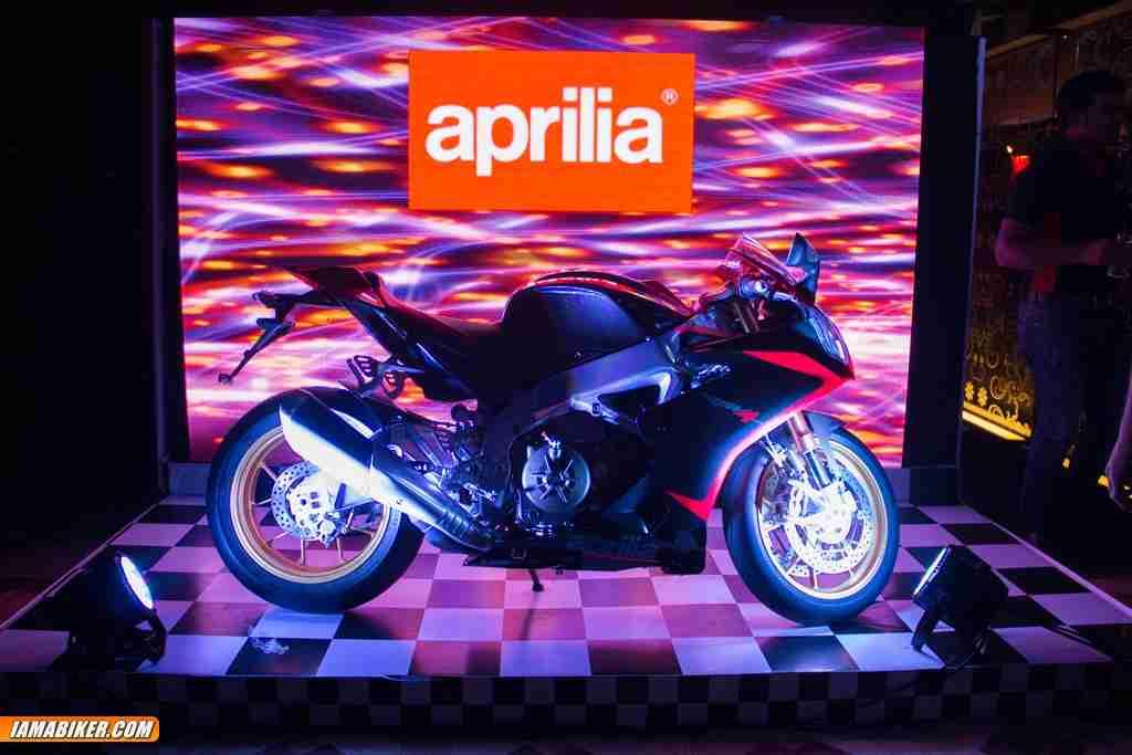 Aprilia Moto Guzzi Bangalore Launch - 8