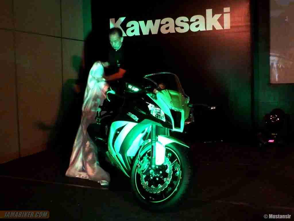 Kawasaki India zx10r launch - 05