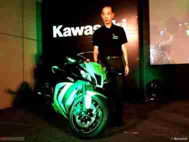 Kawasaki India zx10r launch - 06