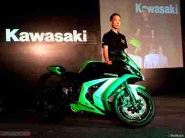 Kawasaki India zx10r launch - 07