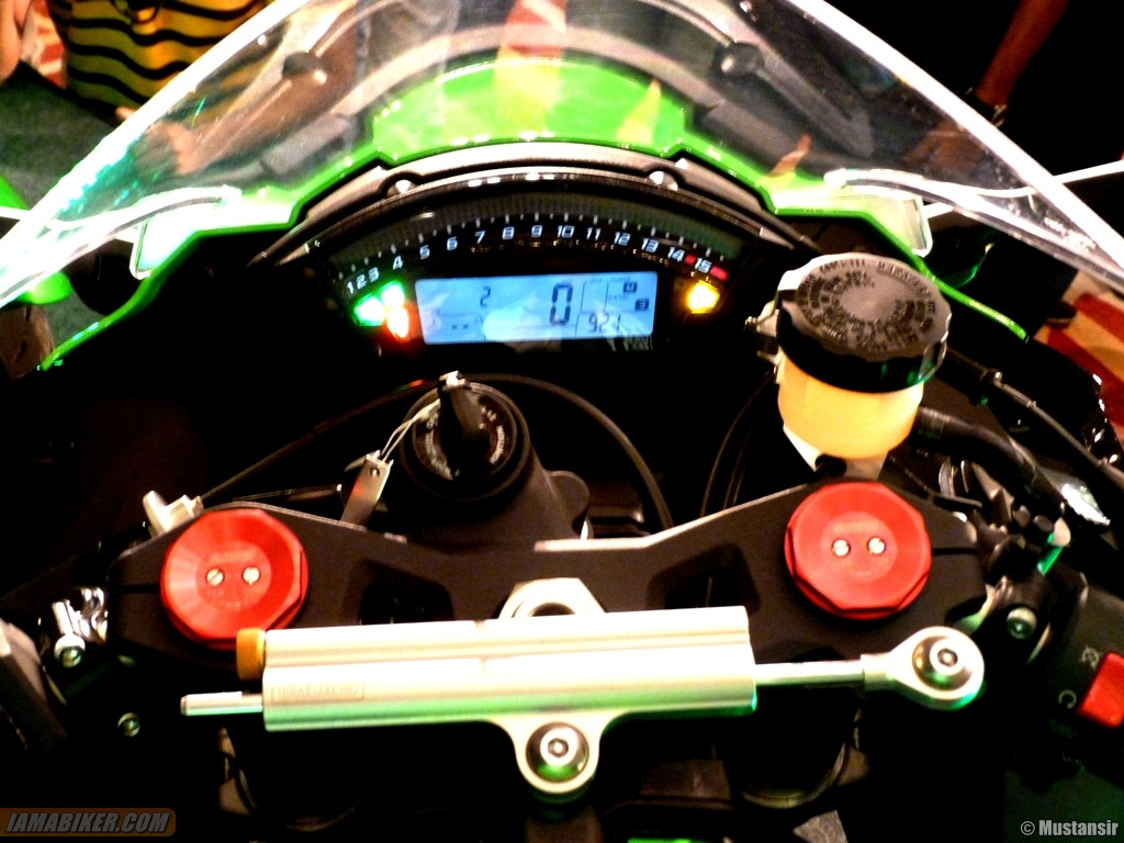 Kawasaki India zx10r launch - 22