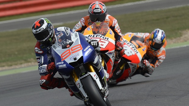 MotoGP Silverstone results jorge lorenzo