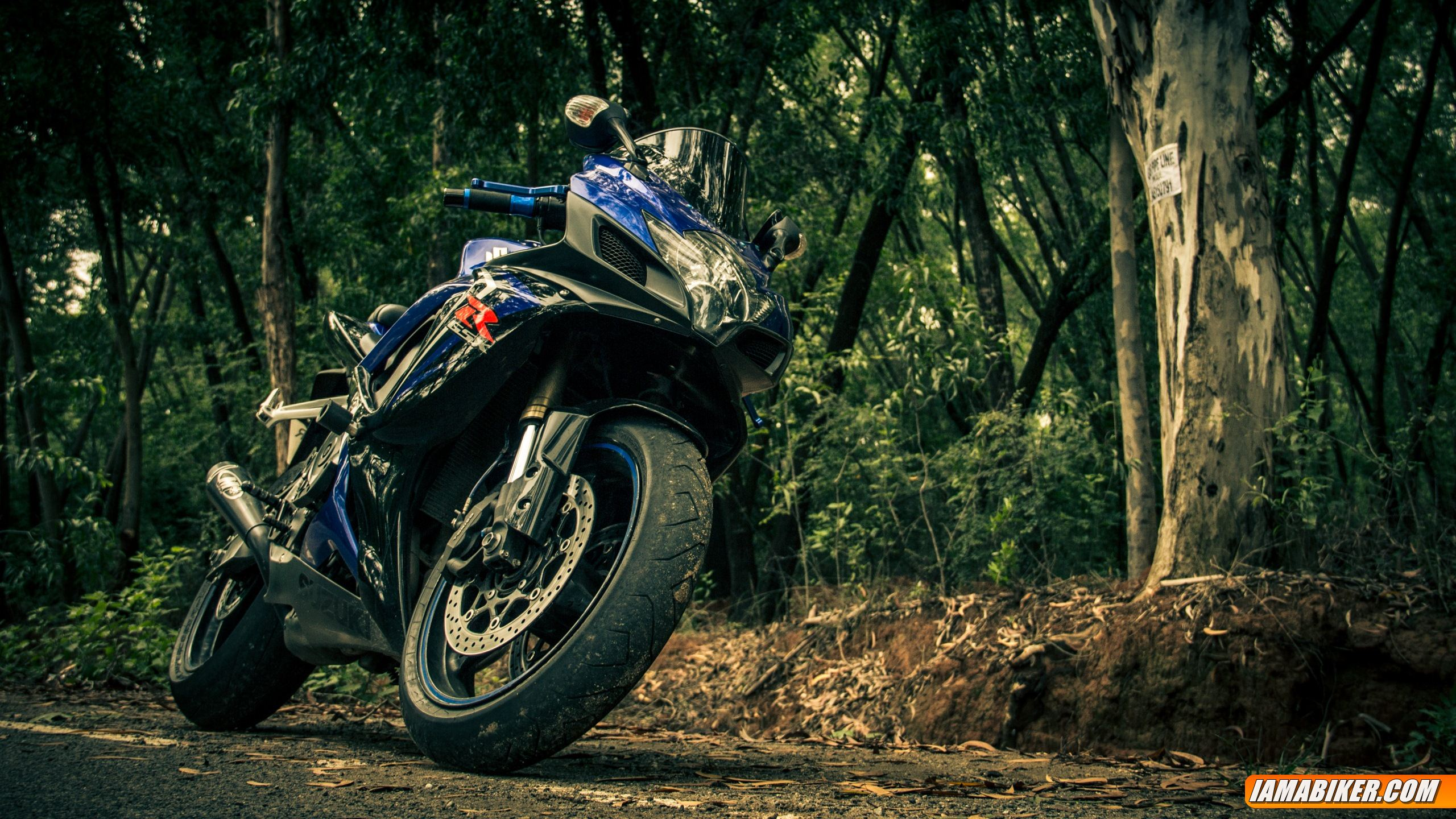 Suzuki GSX-R 600 wallpapers - 05