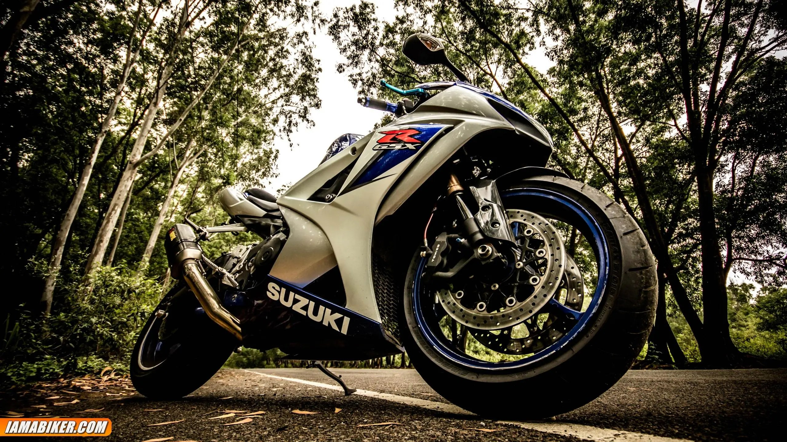 Suzuki GSX-R 1000 wallpapers - 07