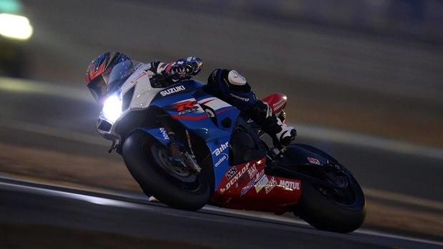 Suzuki clinches FIM World Endurance Championship 2013
