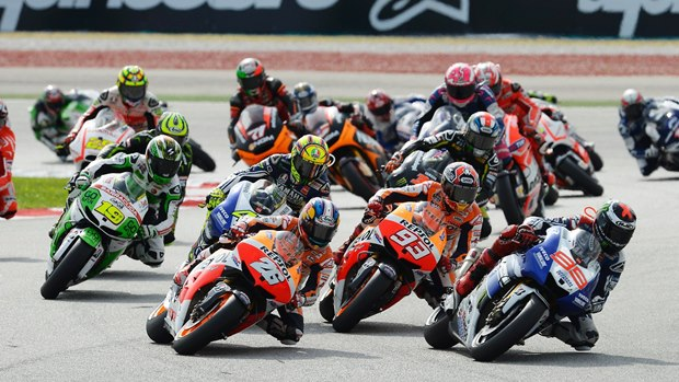 Dani Pedrosa takes win at MotoGP Sepang