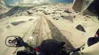 Pruthwik Janamatti India@ 72 kmph motorcycle ride