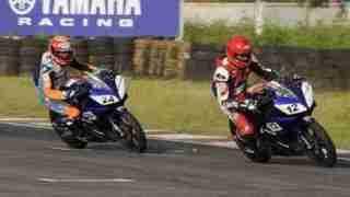 Yamaha One Make Race Round 4