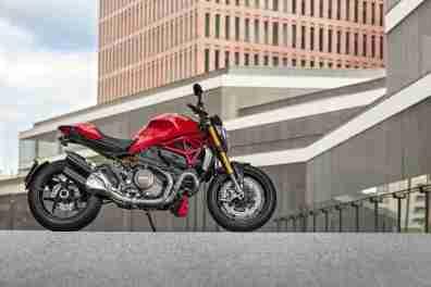2014 Ducati Monster 1200 - 1200 S - 01
