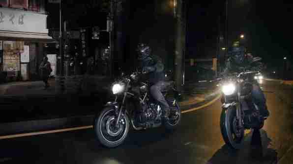 2014 Yamaha MT-07 - 05