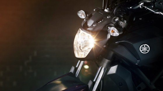 2014 Yamaha MT-07 - 09