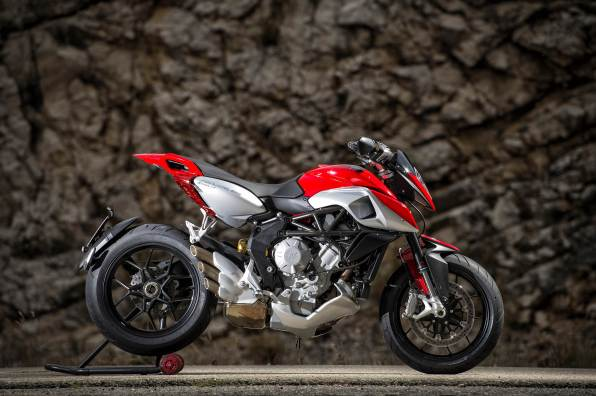 MV Agusta Rivale 800 wallpapers - 10