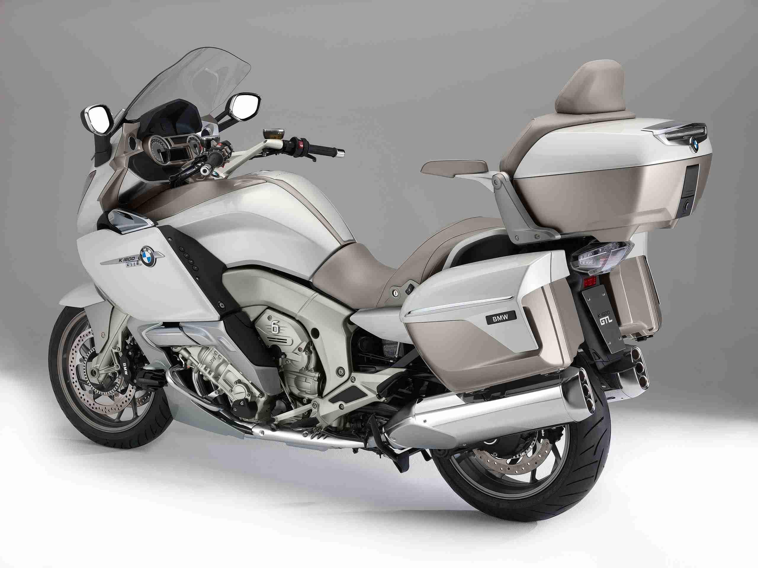 New 2014 BMW K 1600 GTL Exclusive - 04