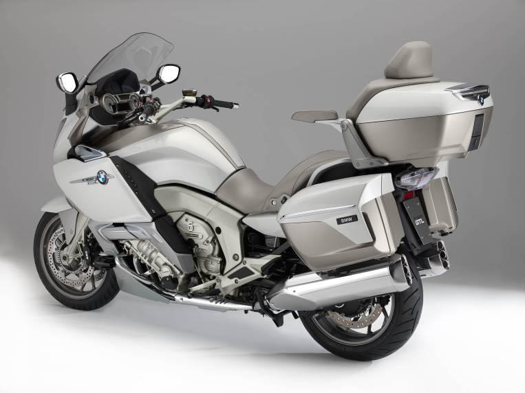 New 2014 BMW K 1600 GTL Exclusive - 04