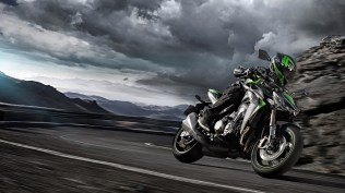 Kawasaki Z1000 wallpapers - 02