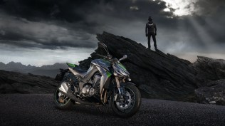 Kawasaki Z1000 wallpapers - 04