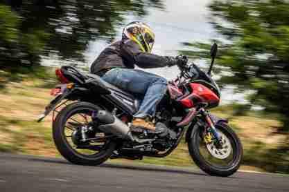 Yamaha Fazer India review - 05