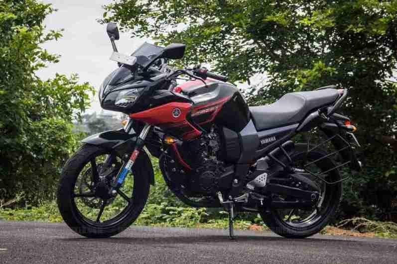 Yamaha Fazer India review - 09
