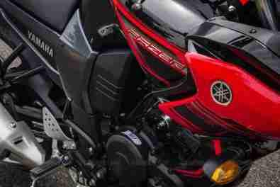 Yamaha Fazer India review - 36
