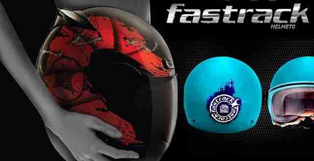 fastrack helmets india