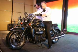 triumph motorcycles india launch - 30