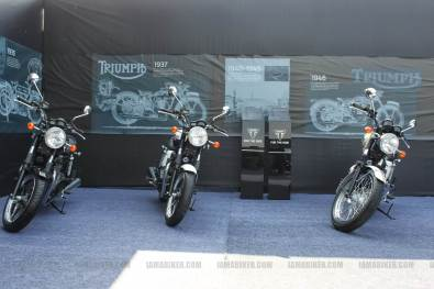 triumph motorcycles india launch - 86