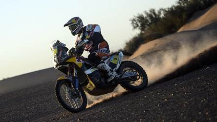 Dakar 2014 KTM Stage 5 Marc Coma win