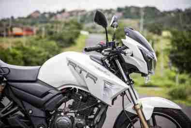 TVS Apache RTR 180 review - 11