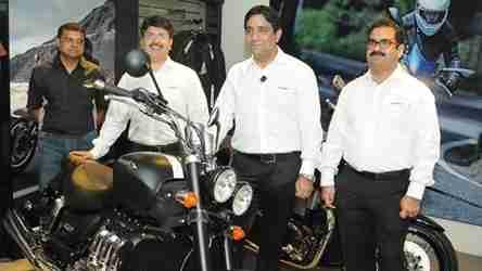 Triumph Motorcycles Bangalore