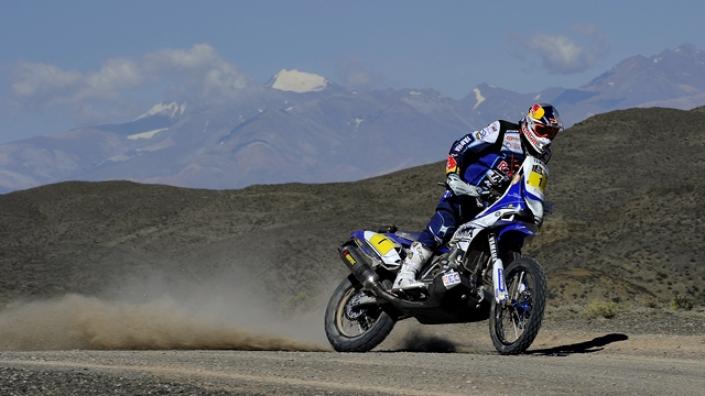 cyril despres yamaha dakar rally 2014