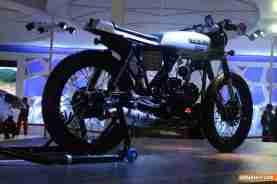 Mahindra JCMoto Cafer Racer
