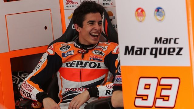 marc marquez interview motogp 2014