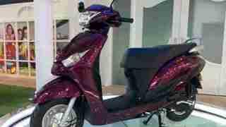 yamaha alpha scooter auto expo 2014