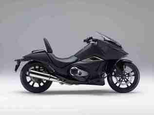 2014 Honda NM4 Vultus - side view