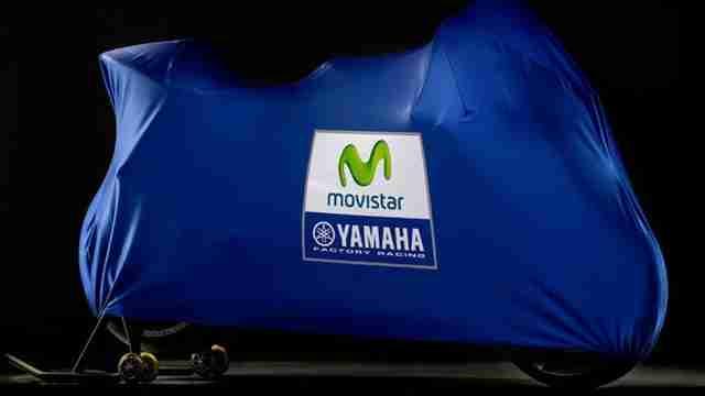 2014 Yamaha MotoGP livery