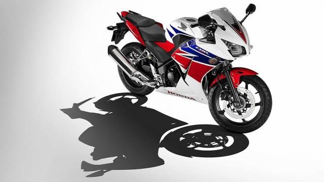 Honda CBR300R launch