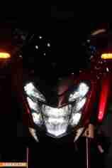 New Pulsar CS400 headlight